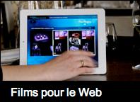 Films pour le Web